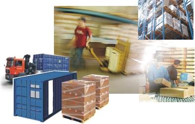 Deposito e stoccaggio merci Lombardia